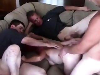 Husband Fucks Wife As Friends Watch