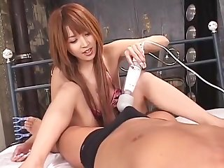 Lust Slave Training Perverted Masochistic Man And A Strap-On Woman