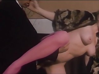 Moana Pozzi with Rocco - Rear Burner.(1990)