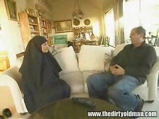 Arab Mya - The Dirty Old Man - FUCK MOVIE