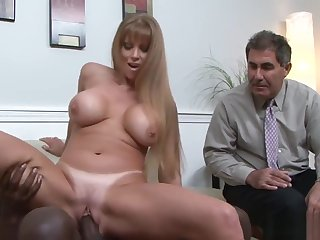Cuckolding Wife Humiliates Her Husband