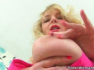 An older woman means fun part 178