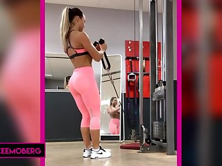 Denice Moberg Fitness Motivation Compilation - HQ