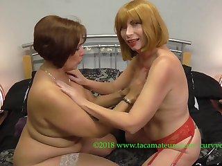 Claire's Lesbo Massage With Barby Slut Pt3 - TacAmateurs