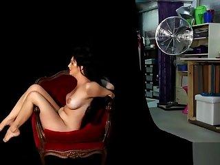 Scarlett Morgan - The Australian Super Model Nude