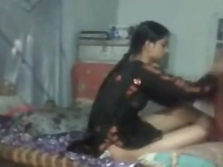 After being undressed by her hubby sleepy Indian wife gets poked mish