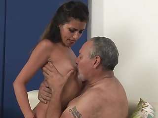Fat Dad Little Pussy