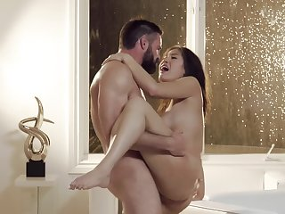 Wonderful sex action with hot neonate Kendra plus powerful male