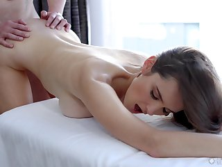 Flexible babe with tight tits Charlotte Star just loves fucking missionary