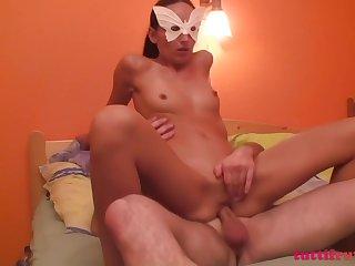 TuttiFrutti - Horny slut wife pee fisting anal homema