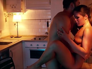 Smoking hot girl Gala Brown gets her hands on a big delicious dick