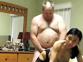 Load of old cobblers Daddy on every side thick Dick #02