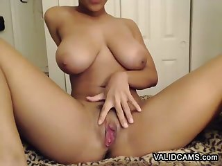 Precious Black Pussy Showing Hooker