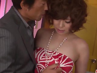 Sexy in extra spicy porn scene - More at Japanesemamas.com